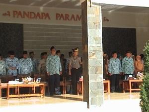 Giat Amal Bhakti Depag di Pandapa Paramartha Kuningan