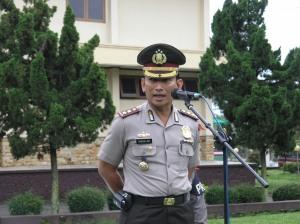 Kapolres Kuningan AKBP Nurullah, SH