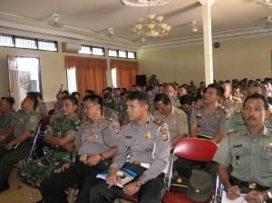 Peserta Rakor Ops Ketupat Lodaya-2010