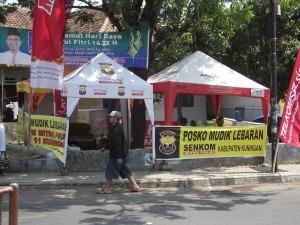Mitra Polri Ops Ketupat Lodaya-2011 Polres Kuningan